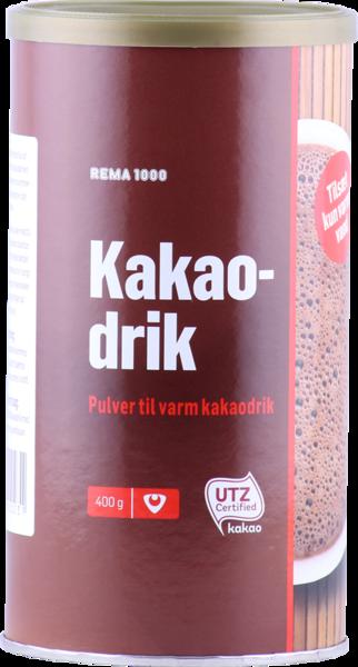 REMA 1000 Kakóduft Utz