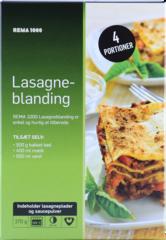 REMA 1000 Lasagne
