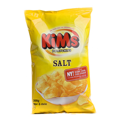 KiMs Potetchips salt