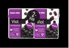 REMA 1000 Munntöflur viol 2pk