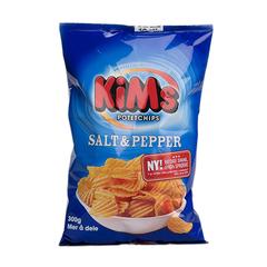 KiMs Potetchips salt&pepper