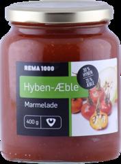 REMA 1000 Rósaberja-og eplamarmelaði