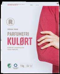 REMA 1000 Þvottaefni litað án ilmefna