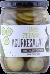 Samsø Agúrkusalat án sykurs