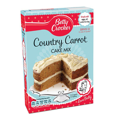Betty Crocker Country Carrot Kökumix