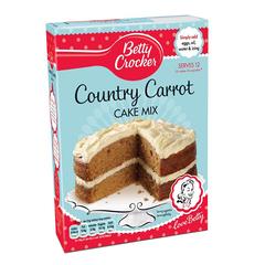 Betty Crocker Country Carrot Kökumix
