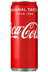 Coca-Cola í 0,33l kassi