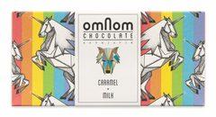 Omnom Caramel & Milk Súkkulaði 60g