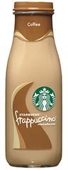 Starbucks frappuccino coffee