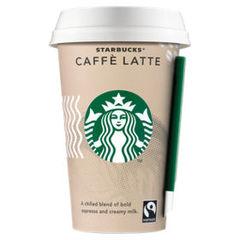 starbucks caffé late