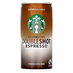 Starbucks doubleshot expresso
