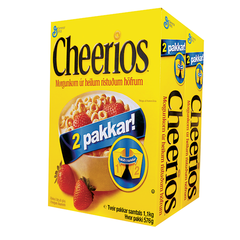 Cheerios Tvenna