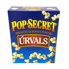 Pop Secret natural