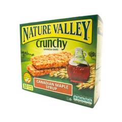 Nature Valley Canadian Maple Syrup