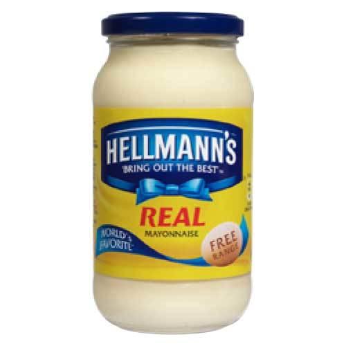Hellmann's Majones