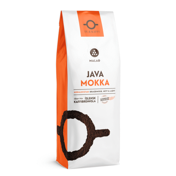 Te & Kaffi Java Mokka Malað