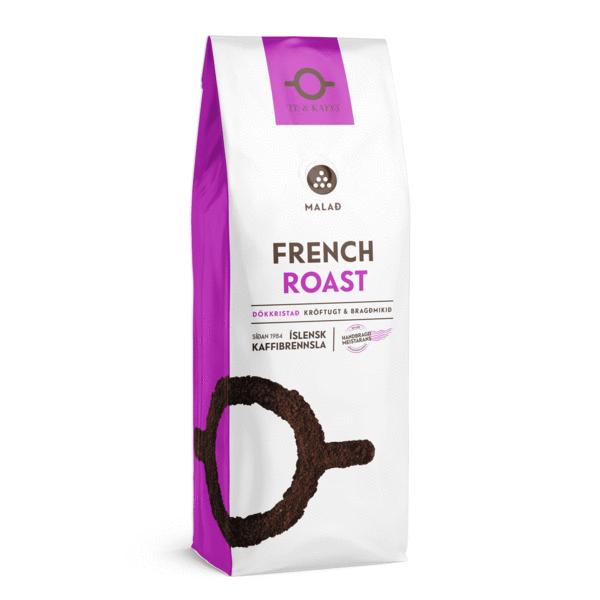 Te & Kaffi French Roast Malað