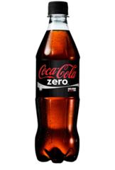 Coke Zero í 0,5l kippa