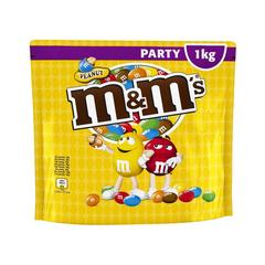 M&M hnetu
