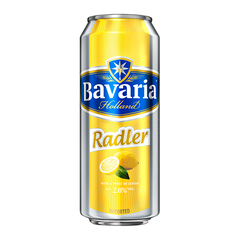 Bavaria Radler Lemon 0,5l