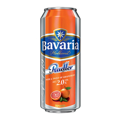 Bavaria Radler Grape 0,5l