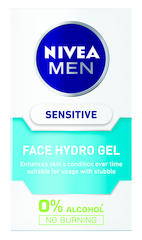 NIVEA Sensitive Face Hydro Gel