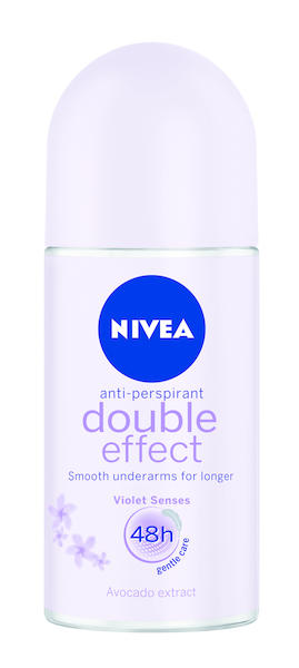Nivea Double Effect Deo Rollon 48h