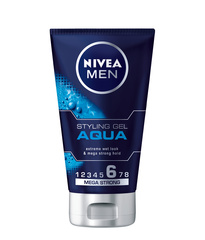 NIVEA MEN AQUA Hairgel Hold 6
