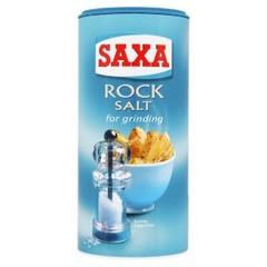 Saxa nátturulegt rock salt