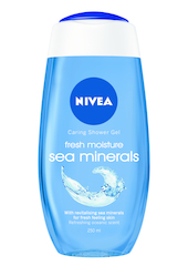 NIVEA Sea Minerals Shower Gel