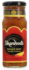 Sharwoods Kasmir Chilli Mango Chutney