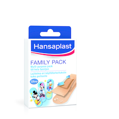 Family Pack 40 strips