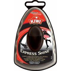 Kiwi Express skóáburður svartur