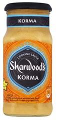 Sharwoods korma sósa