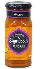 Sharwoods Madras cooking sósa