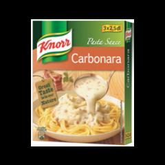 Knorr Pastasósa Carbonara