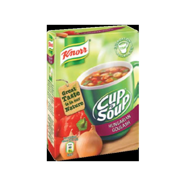 Knorr Bollasúpa ungv. Gúllas