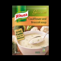 Knorr Súpa Blómkál & brokkolí bréf