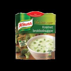 Knorr Súpa Rjóma Brokkolí bréf
