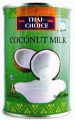 Thai Choice Coconut milk