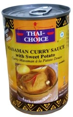 Thai Choice Masaman curry with sweet pot