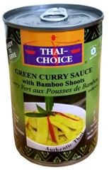 Thai Choice Green Curry with Bamboo shoots