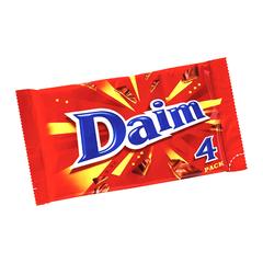 Daim 4 Pack
