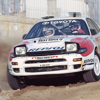 1992 Portugal Rally