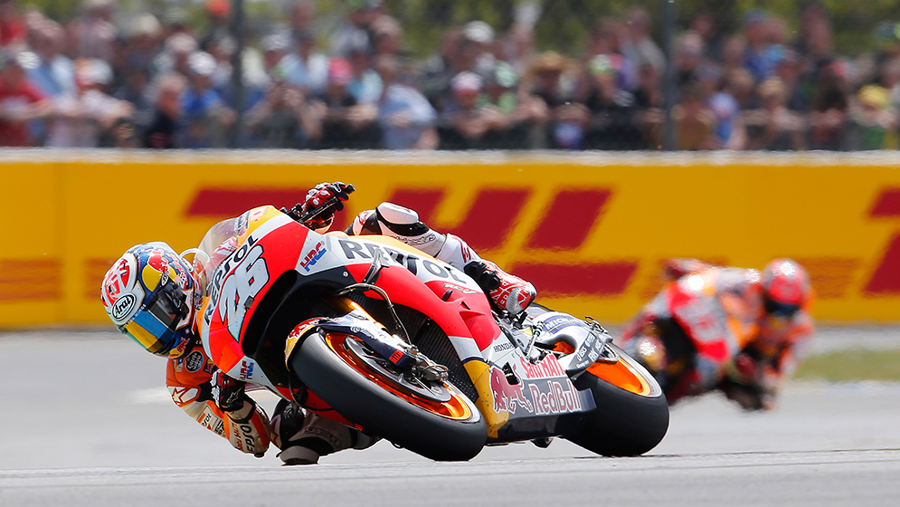 m rquez and pedrosa move on to france after two. Black Bedroom Furniture Sets. Home Design Ideas