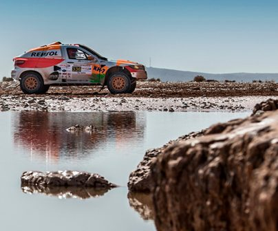 Historic Dakar races