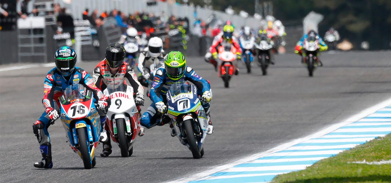 The FIM CEV Repsol returns in Jerez
