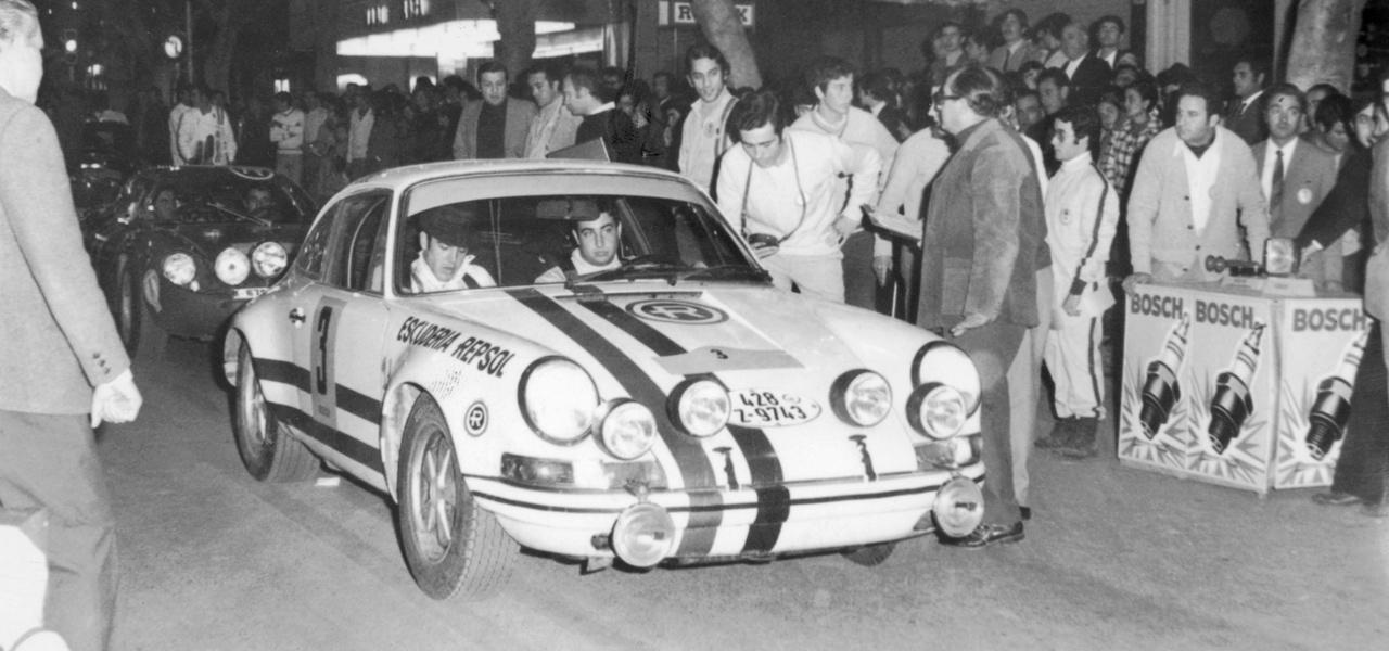 Los coches clásicos de Repsol que marcaron una época