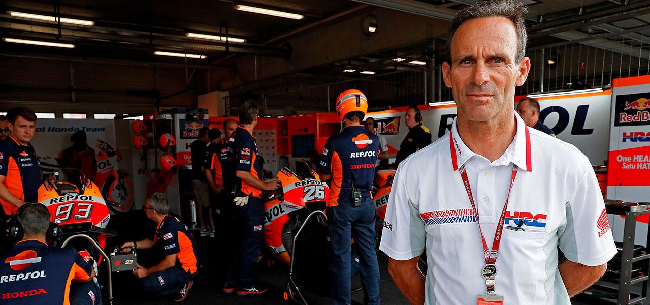 Alberto Puig analiza el GP de Australia