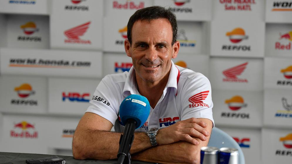 """Alberto Puig: """" Sabíamos que si Marc imprimía un ritmo fuerte, sería difícil que los demás pudieran seguirle"""""""